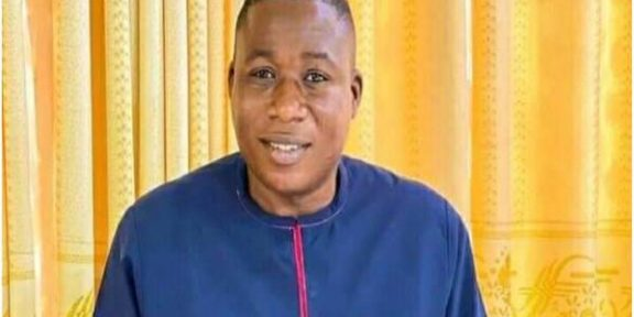 Latest Breaking News About Sunday Igboho: Court rejects AGF, DSS's bid to vacate Igboho restraining order