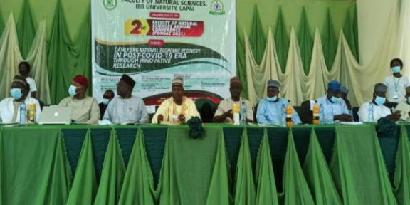 Latest Breaking News about The Economy : IBB University holds Natural Sciences Conference