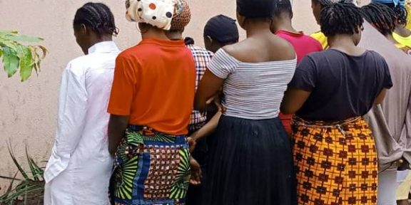Latest Breaking News About Human Trafficking in Nigeria: NAPTIP Rescues 22 Tripoli bound Trafficking Victims