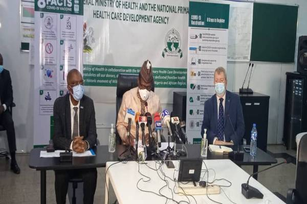 ,Latest Breaking News about NPHCDA: Vaccine Hesitancy will be addressed - NPHCDA