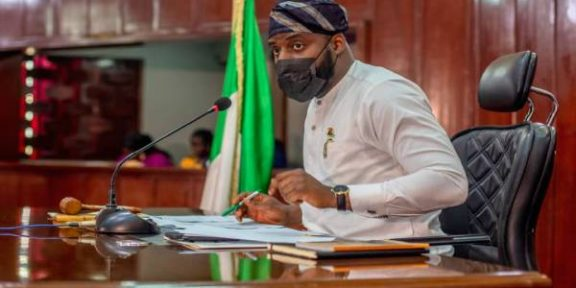 Latest Breaking News about Oyo State House of Assembly: Oyo Assembly passes open defecation Prohibition Bill