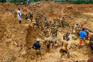 Umahi stops Chinese from open mining says modern methods must be adopted to save lives