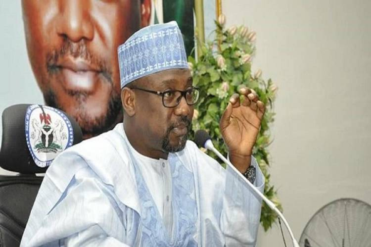 Latest news is that Niger state governor Abubakar Sani Bello