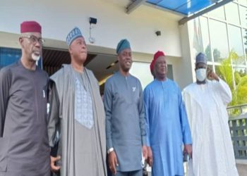 Oyo PDP resolves party crisis, as aggrieved members agree to work with Gov Makinde