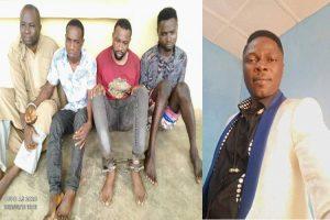 Police arrest suspected killer of POS, Uber operators in Ogun
