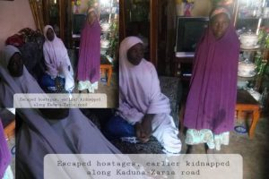 UPDATED: Troops rescue two kidnap victims in Jema'a, Lere LGAs