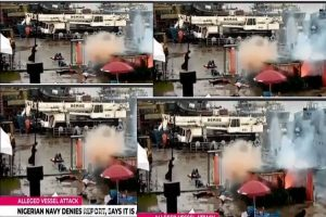 Latest news is that Viral video clip a simulation exercise not attack by militants