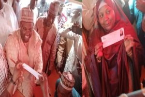 Latest news is that Wanban Shinkafi, wife register as card carrying members of APC in Zamfara
