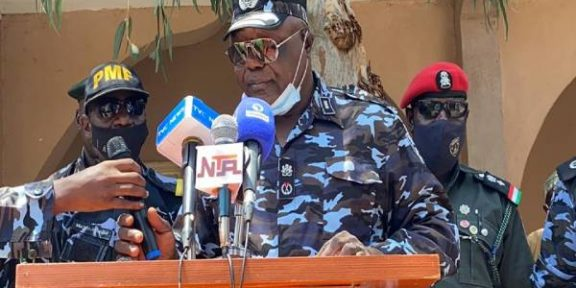 Latest news is that Police say they will enforce new security measures in Zamfara