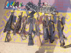 OPERATION HADIN KAI: AGAIN MORE TERRORISTS SURRENDER AS TROOPS ESCALATE OPERATIONS ACROSS NE THEATRE
