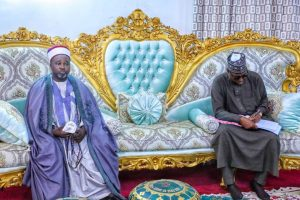 Latest news about Governor Zulum accepting repentant Bokop Haram terrorists in Borno