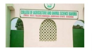 college of Agriculture and Animal Science