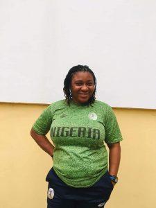 Latest Breaking News about Handball in Nigeria : Coach demands improved mentatlity from Junior Women Handball Team