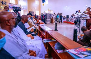 Latest Breaking News about Vice President Yemi Osinbajo: Vice President Osinbajo attends Governor Okowa' Father's Burial