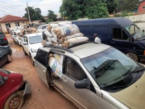 Wanted drug dealer attempting to export 69.65kg of illicit drugs to the UK caught at a Church in Lagos