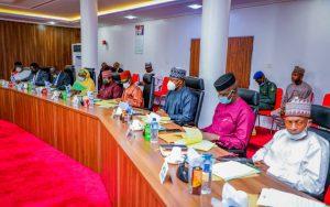 Nasarawa governor dissolves cabinet