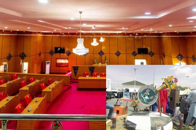 Latest news is that Zamfara state Assembly, Nasiru Mu'azu Magarya