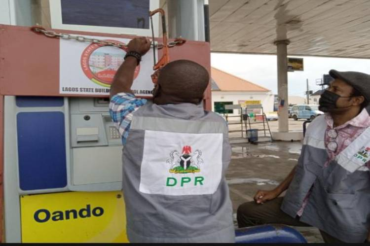 Latest news is that , Zonal Operations Controller, DPR, Lagos Zone, Mr Ayorinde Cardoso
