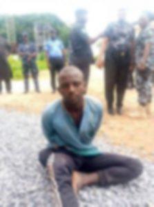 Suspected Fulani herdsman arrested with 53 AK-47 guns in Nasarawa