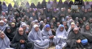 Another Chibok Girl rescued from Captivity