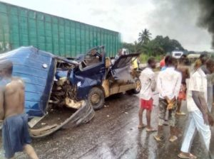 Delta: Four dead, many injured in fatal auto crash