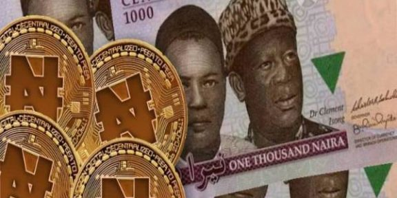 Latest news in Nigeria is that e-Naira project