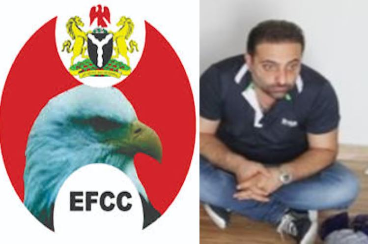 EFCC opposes Hamza Koudeih's application for foreign medical checkup