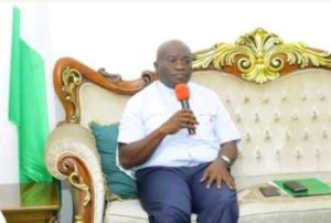 Declaration of assets is mandatory for all public office holders- Ikpeazu
