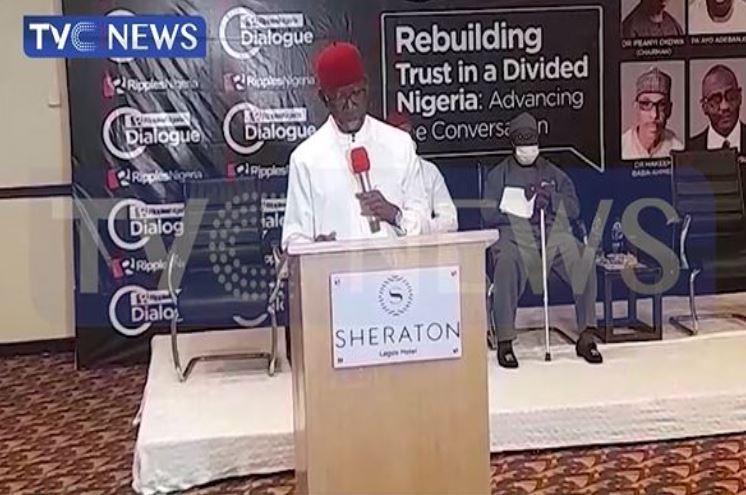 Nigeria needs a focused leader- Okowa