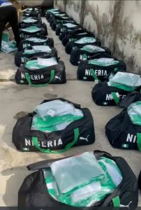 PUMA cancels $2.7 million contract with Nigeria over Olympics jersey saga