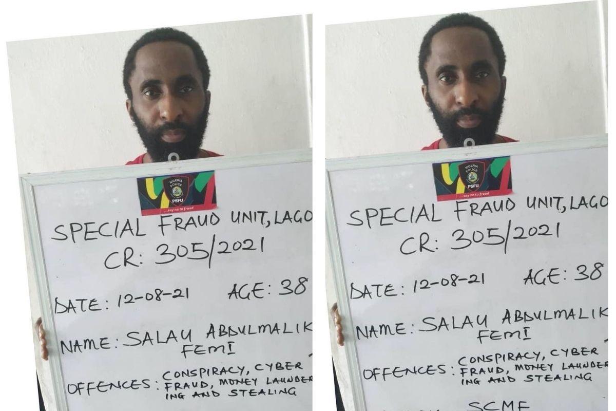 Police arrest bank hacker over N1.87bn fraud