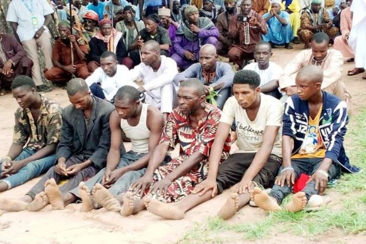 Miyetti Allah hands over 11 suspected kidnappers, gun runners to police in Taraba