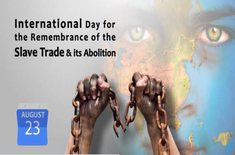 Nigeria Commemorates International Day For The Remembrance Of Slave trade And Its Abolition