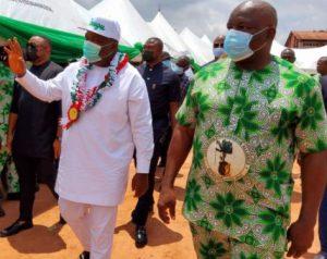 Governor Ugwuanyi empowers Udi/ Ezeagu youths, women at UEPA ward executives inauguration