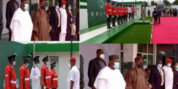17 Southern governors meet again in Enugu