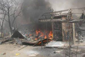 37 killed, houses burnt in fresh Kaduna attack