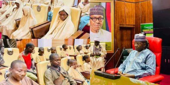 Latest news in Nigeria is that Abducted Students, Staff of GDSS Kaya In Zamfara regain freedom