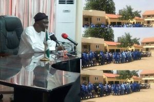 Adamawa boarding schools not closed - Governor Fintiri