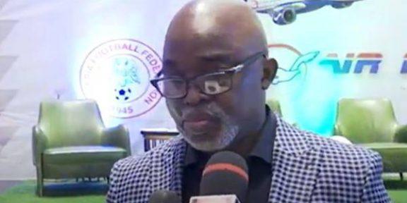 Latest news in Nigeria Amaju Pinnick speaks on Football