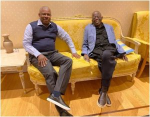 Latest news is that Ex-Ogun governor, Amosun visits Tinubu in London