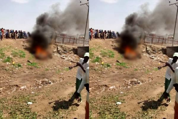 Angry mob killed six suspected bandits in Tangaza