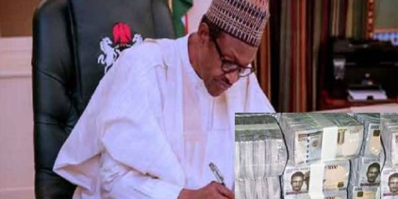 Latest news in Nigeria is that Buhari has recovered N1trn stolen funds - APC group
