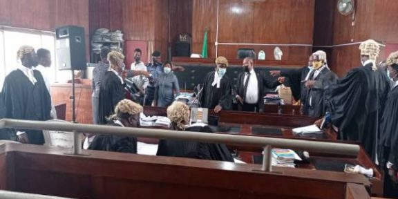 Latest news in Nigeria is that Court hears Sunday Igboho's N500m suit against FG