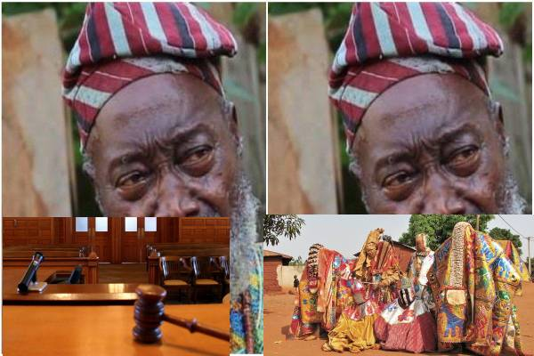 Court remands masquerade custodian, Chief Esuleke, son, two others in Osun