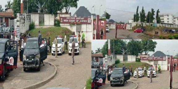 Court resumes Sunday Igboho's N500bn case against FG