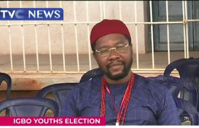 Ohaneze Youths organization Suspends it's National Leader, Damian Okafor