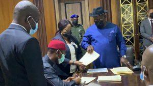 BREAKING: Governor Okowa assents to Anti-Open grazing bill