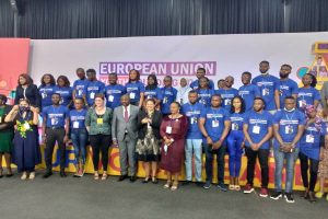 Latest news in Nigeria is that EU launches board for effective Youth Policy in Nigeria