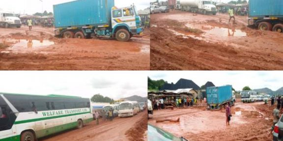Latest news in Nigeria is that FRSC issues advisory on failed Kabba-Omuo Ekiti federal highway