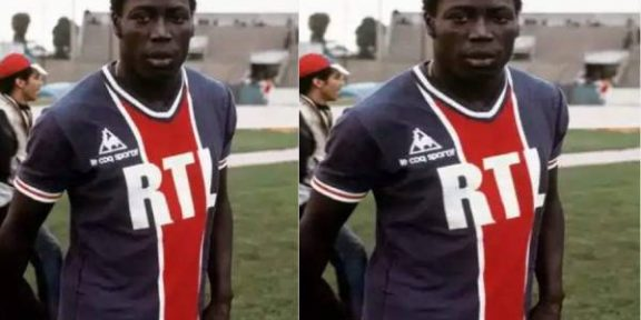 Latest news in Nigeria is that Former French defender, Jean-Pierre Adams dies after 39years in Coma